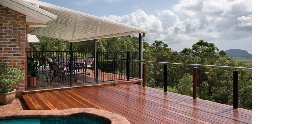 Decking and Pergolas?
